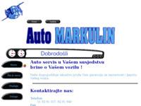 Slika naslovnice sjedišta: Auto Markulin, Hrašće, Novi Zagreb (http://free-zg.htnet.hr/markulin/)