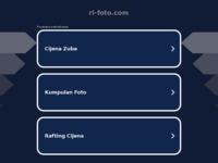 Slika naslovnice sjedišta: Tečaj digitalne fotografije (http://www.ri-foto.com)