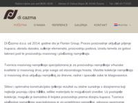 Slika naslovnice sjedišta: Drvna industrija Čazma (http://di-cazma.hr/)