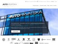 Slika naslovnice sjedišta: Autohrvatska d.d. (http://www.autohrvatska.hr)