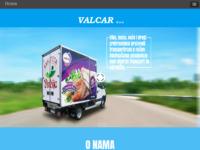 Slika naslovnice sjedišta: Valcar d.o.o. Umag (http://www.valcar.hr/)