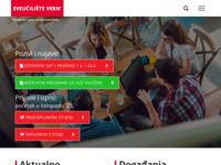 Slika naslovnice sjedišta: Vern' d.o.o. (http://www.vern.hr)