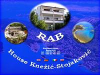 Frontpage screenshot for site: Kuća Knežić - Stojaković, sobe na otoku Rabu, Banjol (http://free-ri.t-com.hr/house-stojakovic/)