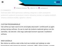 Slika naslovnice sjedišta: Web Marketing (http://www.wem.hr/)