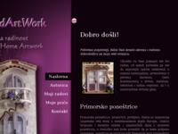 Slika naslovnice sjedišta: Primorske poneštrice (http://www.primorske-ponestrice.com)