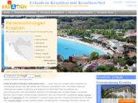 Slika naslovnice sjedišta: Članci o hrvatskim gradovima (http://www.kroatien-net.de)