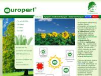 Slika naslovnice sjedišta: Europerl - H d.o.o. (http://www.europerl.hr/)