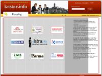 Slika naslovnice sjedišta: Poslovni portal grada Kastva (http://www.kastav.info)