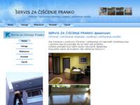 Slika naslovnice sjedišta: Franko - servis za čišćenje (http://www.inet.hr/franko-ciscenje)