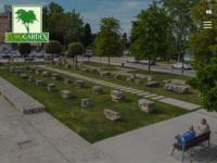 Slika naslovnice sjedišta: Eurogarden Zadar (http://www.eurogarden.hr)