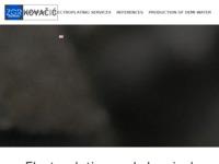 Slika naslovnice sjedišta: ZGR Kovačić, Križevci (http://www.galvanizacija.com/)