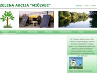 Slika naslovnice sjedišta: Zelena akcija Mičevec (http://www.zam.hr)