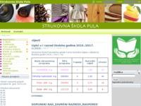 Slika naslovnice sjedišta: Strukovna škola Pula (http://www.strukovna-skola-pula.hr/)