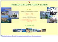 Slika naslovnice sjedišta: Apartmani Marica, Vodice (http://free-si.htnet.hr/holiday-adria-dalmatien-ferien/)