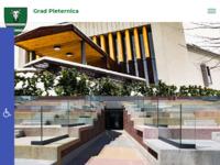 Slika naslovnice sjedišta: Službene stranice grada Pleternice (http://www.pleternica.hr/)