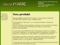 Slika naslovnice sjedišta: Tera produkt (http://free-vz.htnet.hr/teraprodukt/)