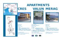 Frontpage screenshot for site: Apartmani Cres (http://www.apartmani-cres.com/)