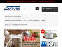 Slika naslovnice sjedišta: Saturo d.o.o. (http://www.saturo.hr/)