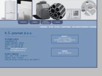 Slika naslovnice sjedišta: K.Š. Promet d.o.o. (http://www.kspromet.hr)