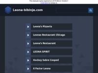 Slika naslovnice sjedišta: Apartmani Leona-Bibinje (http://www.leona-bibinje.com/)