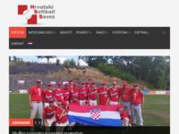 Slika naslovnice sjedišta: Croatian Softball Association (http://www.softball.hr/)