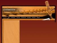 Frontpage screenshot for site: Ivančica - profesionalni tonski studio iz Požege (http://www.ivancicastudio.com)