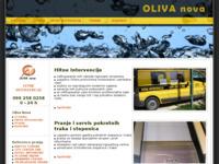 Frontpage screenshot for site: Oliva nova - pranje i servis pokretnih stepenica (http://www.olivanova.hr)
