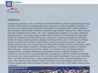 Slika naslovnice sjedišta: Crikvenica smještaj restorani tvrtke (http://www.crikvenica-croatia.com)