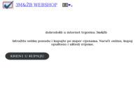 Slika naslovnice sjedišta: 3M&ŽB - Satelitska oprema (http://www.3mzb.hr)