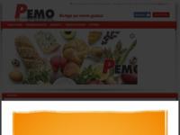 Slika naslovnice sjedišta: Pemo d.o.o. Dubrovnik (http://www.pemo.hr/)