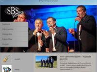 Frontpage screenshot for site: Sbs-music.hr (http://www.sbs-music.hr)