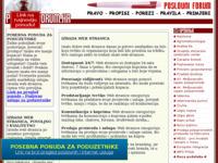 Slika naslovnice sjedišta: Ekološka poljoprivreda (http://www.poslovniforum.hr/poljoprivreda/)