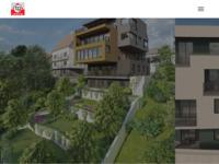 Slika naslovnice sjedišta: Teh gradnja d.o.o. (http://www.teh-gradnja.hr/)