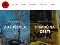 Slika naslovnice sjedišta: Auto škola Sveučilište (https://www.autoskola-sveuciliste.hr/)