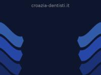 Slika naslovnice sjedišta: Stomatološki web imenik (http://www.croazia-dentisti.it)