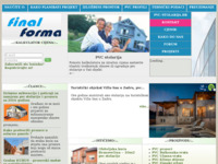 Slika naslovnice sjedišta: PVC stolarija ABMont (http://www.pvc-stolarija.hr)