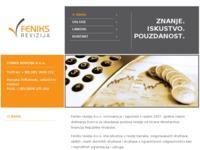 Slika naslovnice sjedišta: Feniks revizija d.o.o. (http://www.feniks-revizija.hr)