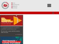 Slika naslovnice sjedišta: Savez samostalnih sindikata Hrvatske (http://www.sssh.hr/)
