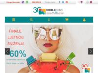 Slika naslovnice sjedišta: Meblo Trade (http://www.meblo.hr)