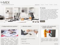 Slika naslovnice sjedišta: Mex knjigovodstveni servis (http://www.mex.hr/)