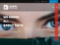 Slika naslovnice sjedišta: Alfatec Group d.o.o. (http://www.alfatec.hr/)