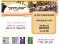Slika naslovnice sjedišta: Rikam - Pazin (http://free-pu.t-com.hr/rikam/)