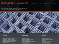 Slika naslovnice sjedišta: Gradem-Lumar d.o.o. (http://www.gradem-lumar.hr)