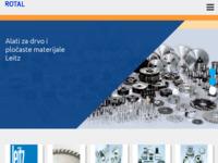 Slika naslovnice sjedišta: Rotal d.o.o. (http://www.rotal.hr)