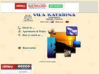 Slika naslovnice sjedišta: Villa Katarina, Žaborić (http://holidaycroatia.tripod.com)