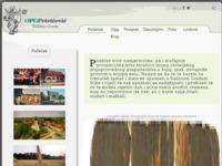 Slika naslovnice sjedišta: Babina Greda nekad i danas (http://www.gospodarstvo-petricevic.hr/)