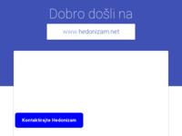Slika naslovnice sjedišta: hedonizam (http://www.hedonizam.net)