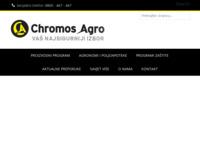 Slika naslovnice sjedišta: Chromos agro - sredstva za zaštitu bilja (http://www.chromos-agro.hr)