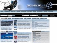 Slika naslovnice sjedišta: Hrvatski ski/board magazin Skijanje.hr (http://www.skijanje.hr)
