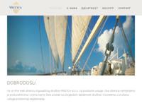 Slika naslovnice sjedišta: Vrećica d.o.o. (http://www.vrecica.hr/)